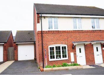 Thumbnail 3 bed semi-detached house for sale in Kirby Street, Mexborough