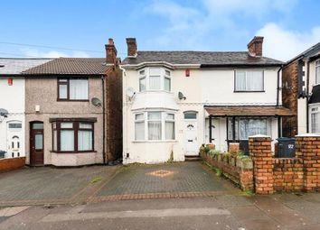 Thumbnail 3 bed semi-detached house for sale in Reservoir Road, Erdington, Birmingham, West Midlands