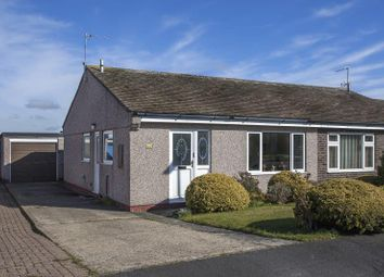 Thumbnail 2 bed semi-detached bungalow for sale in High Riggs, Barnard Castle, County Durham