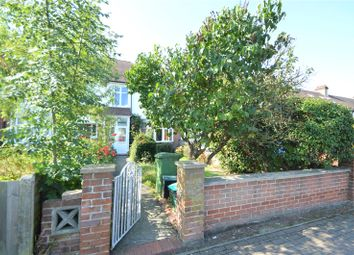Thumbnail 3 bedroom end terrace house to rent in Rectory Road, Beckenham, London, Kent