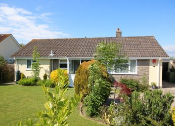Thumbnail 3 bed detached bungalow for sale in Higher Road, Woolavington, Bridgwater