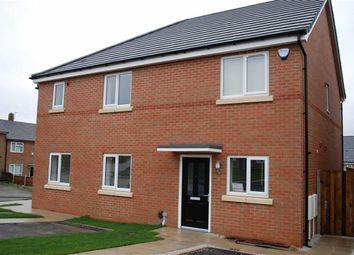 Thumbnail 2 bed semi-detached house to rent in Briscoe Walk, Middleton, Manchester
