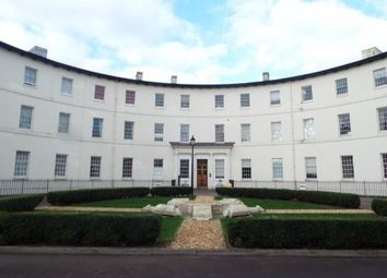 Thumbnail 3 bed flat for sale in The Crescent, Gloucester, Gloucestershire