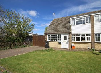 Thumbnail 2 bed semi-detached house for sale in Terncliffe, Covingham, Wiltshire