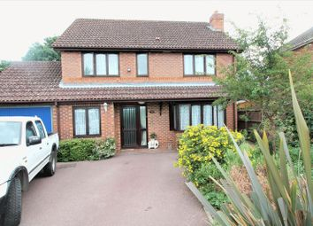 Thumbnail 4 bed detached house to rent in Kinross Road, Totton, Southampton