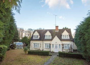 Thumbnail 4 bed detached house for sale in Fir Drive, Blackwater, Camberley