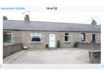 Thumbnail 2 bedroom terraced bungalow for sale in Harlaw Road, Inverurie