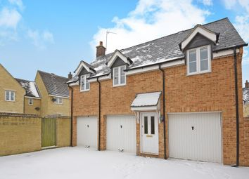 Thumbnail 1 bed detached house for sale in Carterton, Oxfordshire