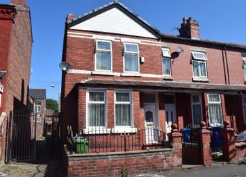 Thumbnail 3 bed terraced house for sale in Hector Road, Longsight, Manchester
