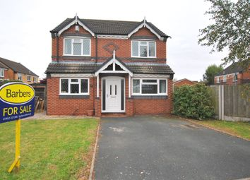 Thumbnail 4 bed detached house for sale in Lhen Close, Muxton, Telford, Shropshire
