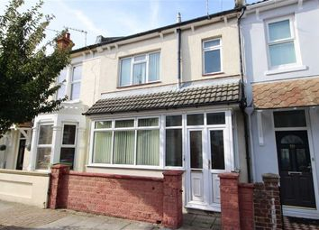 Thumbnail 3 bedroom terraced house for sale in Collins Road, Southsea
