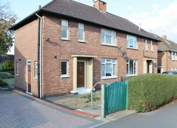 Thumbnail 2 bedroom semi-detached house for sale in Tunwell Drive, Sheffield, South Yorkshire