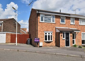 Thumbnail 3 bed semi-detached house for sale in Lupin Drive, Chelmsford
