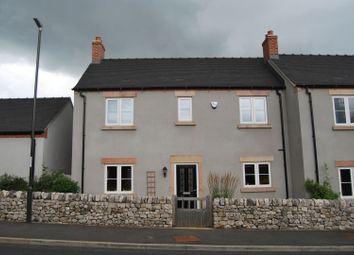 Thumbnail 3 bed semi-detached house for sale in Porter Lane, Matlock