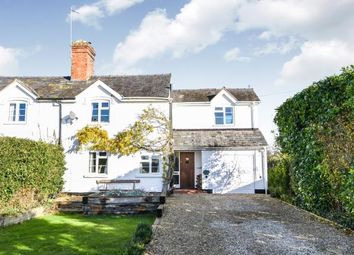Thumbnail 3 bedroom semi-detached house for sale in Church Road, Aston Somerville, Broadway, Worcestershire