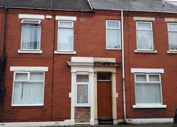 Thumbnail 1 bed terraced house for sale in 99 Gladstone Street, Blyth, Northumberland