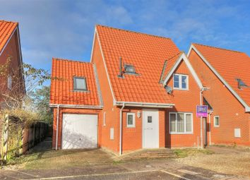 Thumbnail 4 bed detached house for sale in Forge Close, Old Buckenham