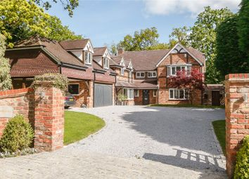 Thumbnail 6 bedroom detached house for sale in St. Leonards Hill, Windsor, Berkshire