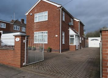Thumbnail 3 bed property for sale in Fenside Avenue, Coventry