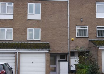 Thumbnail 3 bed terraced house to rent in Singer Croft, Birmingham