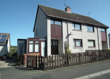 Thumbnail 3 bed semi-detached house for sale in Law View, Preston, Duns