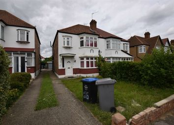 Thumbnail 4 bed semi-detached house to rent in Blockley Road, Wembley