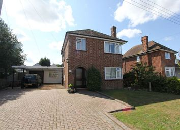 Thumbnail 3 bed detached house for sale in Rotten Row, Pinchbeck, Spalding, Lincolnshire
