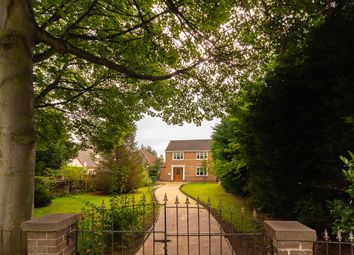 Thumbnail 4 bed detached house for sale in Thorne Road, Edenthorpe, Doncaster