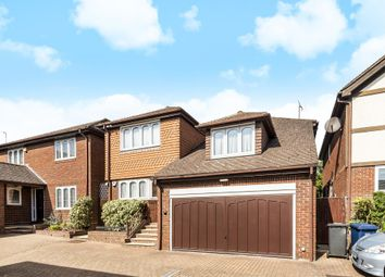 Thumbnail 5 bed detached house for sale in Maxfield Close, Whetstone, London