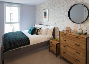 Thumbnail 1 bed flat to rent in Clippers Quay, Waterman Walk, Salford