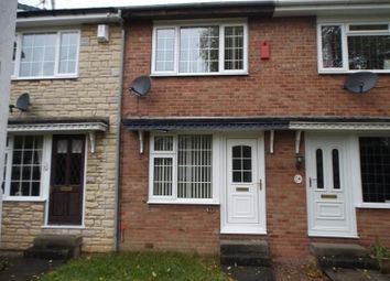 Thumbnail 2 bed terraced house to rent in Mill Gate, Ackworth, Pontefract