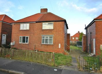 Thumbnail 2 bed semi-detached house to rent in William Morris Terrace, Shotton Colliery, Durham