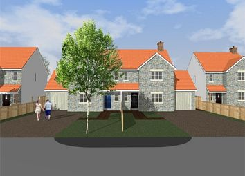 Thumbnail Semi-detached house for sale in Leigh Upon Mendip, Radstock, Somerset