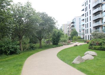 Thumbnail 3 bed flat for sale in Waters Edge, Woodberry Park, London