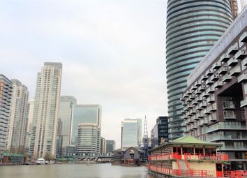 Thumbnail 1 bedroom flat for sale in Baltimore Wharf, Canary Wharf, London