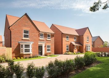 """4 bed detached house for sale in """"Holden"""" at Prior Place, Grove, Wantage OX12"""