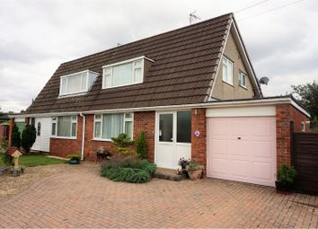 Thumbnail 3 bed semi-detached house for sale in Elm Close, Yatton