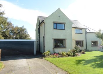Thumbnail 4 bed detached house for sale in The Island, Anthorn, Wigton