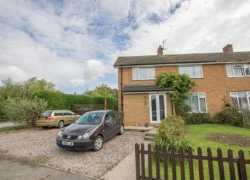 Thumbnail 3 bed semi-detached house for sale in Springhill Road, Grendon Underwood, Aylesbury