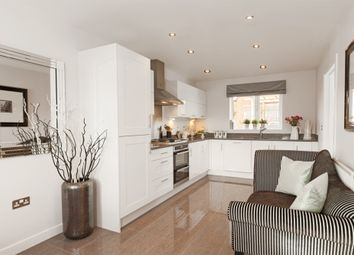 "Thumbnail 5 bedroom town house for sale in ""The Turnberry"" at Capelrig Road, Newton Mearns, Glasgow"