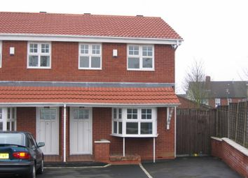 Thumbnail 3 bedroom semi-detached house to rent in Victoria Road, Halesowen, West Midlands