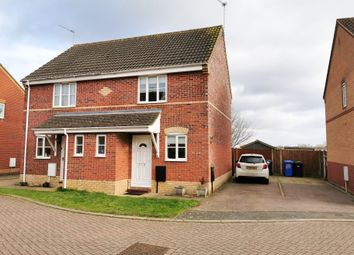 2 bed semi-detached house for sale in Poppy Close, Worlingham, Beccles NR34