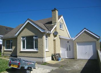 Thumbnail 4 bed detached bungalow for sale in Romilly Crescent, Hakin, Milford Haven