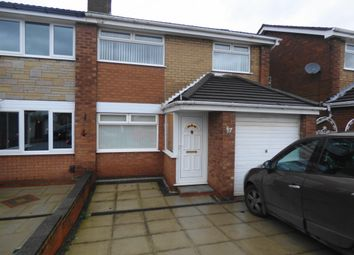 Thumbnail 3 bed semi-detached house to rent in Hinkley Road, Islands Brow