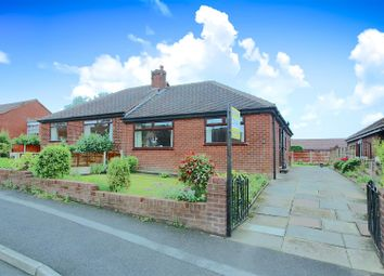 Thumbnail 3 bed semi-detached bungalow for sale in Richmond Road, Failsworth, Manchester