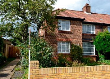 Thumbnail 4 bed semi-detached house for sale in Lock Rd, Ham, Richmond