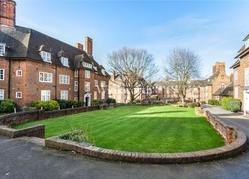 Thumbnail 3 bed flat to rent in Heathcroft, Hampstead Way, London