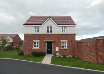 Thumbnail 3 bed detached house for sale in Ericsson Drive, Liverpool