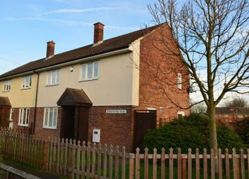Thumbnail 3 bed semi-detached house to rent in Shropshire Road, Scampton, Lincoln