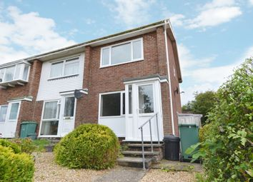 Thumbnail 2 bedroom end terrace house to rent in Redver Gardens, Newport